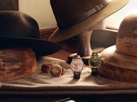 Hat, Fashion accessory, Fedora, Headgear, Still life photography, Cowboy hat, Cap, Hatmaking,