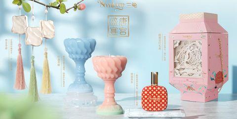 三兔国风·唐宫盛宴系列