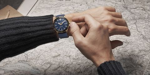 Hand, Wrist, Watch, Wood, Finger, Fashion accessory,