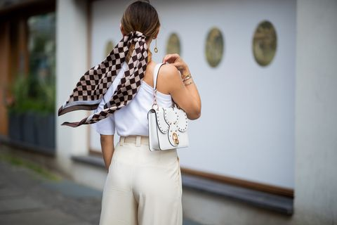 White, Street fashion, Shoulder, Fashion, Joint, Design, Outerwear, Jeans, Photography, Pattern,