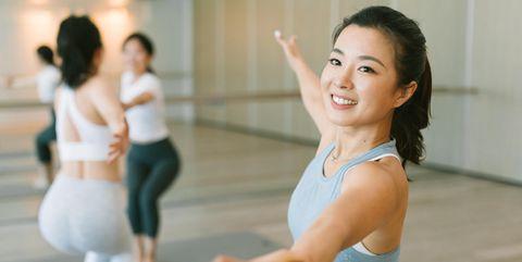 Dance, Physical fitness, Shoulder, Ballet, Performing arts, Choreography, Dancer, Arm, Footwear, Sportswear,