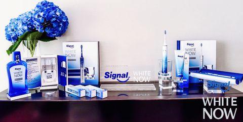 signal white now品牌新品