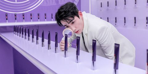 Purple, Laboratory, Chemistry, Laboratory equipment, Science,