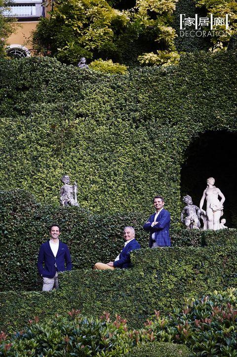 Shrub, Hedge, Garden, Botany, Tree, Plant, Woody plant, Spring, Grass, Botanical garden,