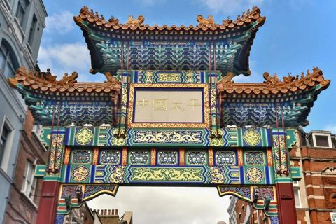 Chinese architecture, Landmark, Architecture, Japanese architecture, Historic site, Temple, Building, Facade, Place of worship, Shrine,