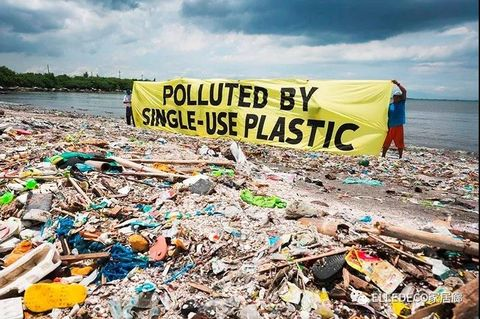 Litter, Waste, Pollution, Plastic, Sky, Vehicle, Beach,
