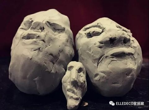 Head, Sculpture, Rock, Art, Stone carving, Plant, Artifact,