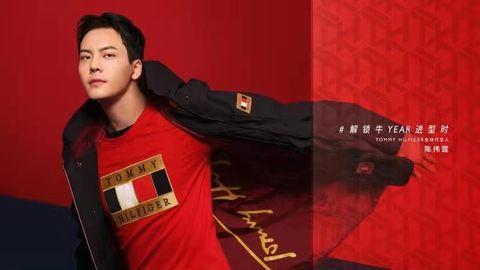 tommy hilfiger,陈伟霆,品牌代言,时尚,偶像,创造力,自我