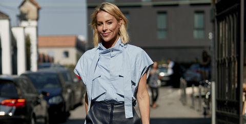 Denim, Jeans, Street fashion, Clothing, Fashion, Dress shirt, Snapshot, Shirt, Footwear, Textile,