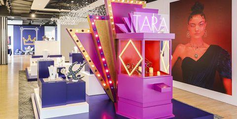 Design, Interior design, Exhibition, Display case, Event, Flooring,