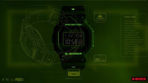 randomevent,g shock,watch,联名,能量