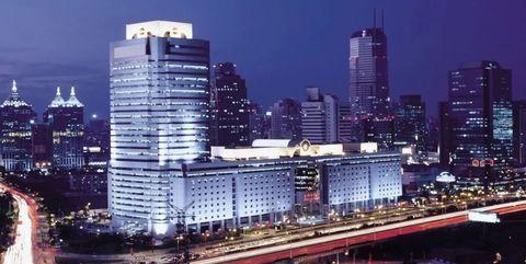 Cityscape, City, Metropolitan area, Metropolis, Urban area, Skyline, Night, Skyscraper, Tower block, Landmark,