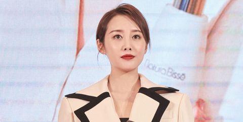 悦碧施中国区品牌大使李纯