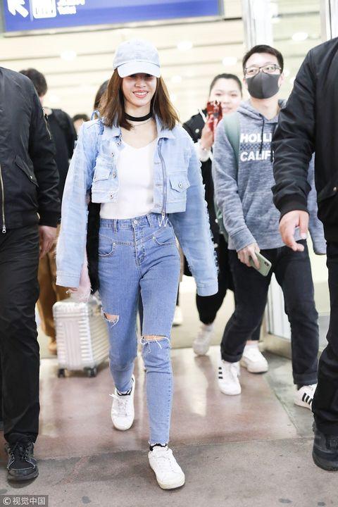 Jeans, Clothing, Denim, Fashion, Street fashion, Outerwear, Textile, Fun, Footwear, Leg,