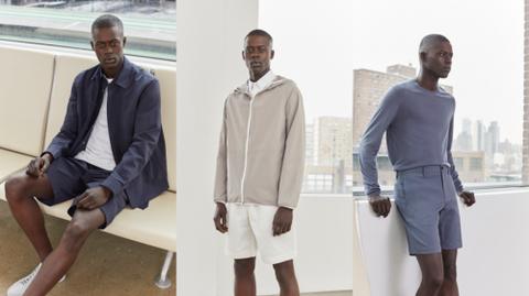 Fashion, Standing, Footwear, Outerwear, Fashion design, Shoe, Suit, White-collar worker, Sleeve, Jacket,