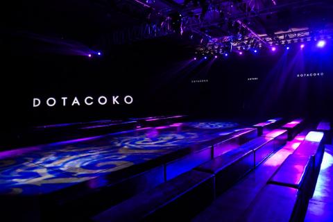 Blue, Purple, Violet, Light, Lighting, Visual effect lighting, Stage, Technology, Electronics, Disco,