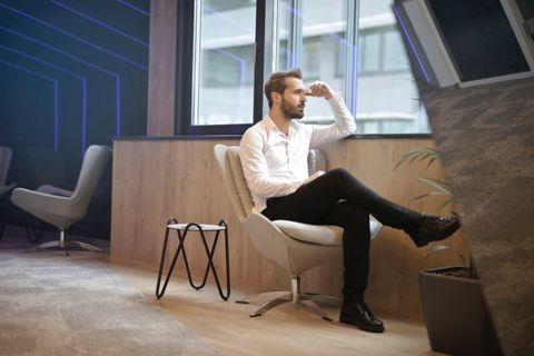 Sitting, Leg, Furniture, Human body, Photography, Interior design, Chair, Human leg, Table, Leisure,