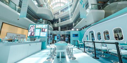 Building, Interior design, Room, Architecture,