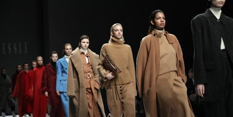 Fashion model, Fashion, Runway, Fashion show, Fashion design, Event, Outerwear, Public event, Model, Haute couture,