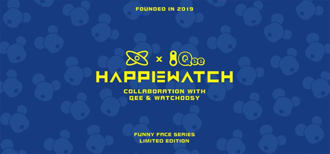 qee × happiewatch