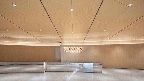 fusion fitness,fusion bay club,运动,艺术,美学空间,深圳,华润大厦,社交