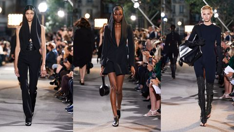 alaia,曲线,摩登,舒适,皮革,金属,迷人,经典,时尚