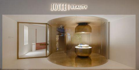joyce beauty全球首家旗舰店
