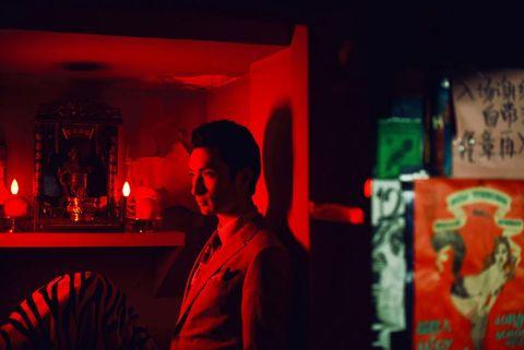 Red, Light, Room, Art, Flesh,