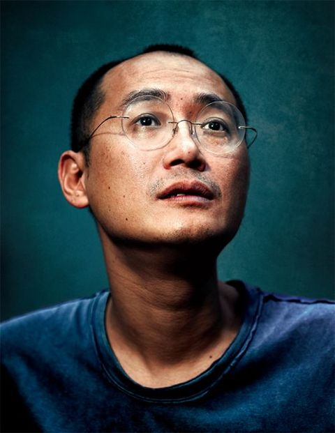 Face, Blue, Chin, Head, Cheek, Portrait, Forehead, Nose, Glasses, Human,