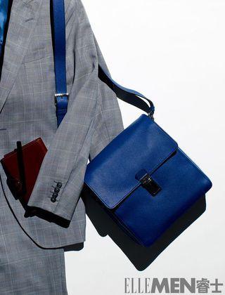Bag, Cobalt blue, Blue, Electric blue, Handbag, Messenger bag, Fashion accessory, Satchel, Tote bag, Luggage and bags,