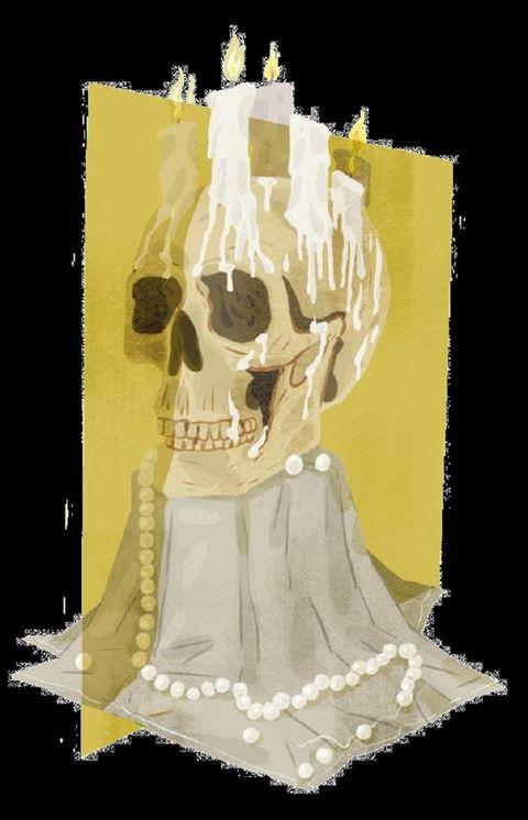Yellow, Illustration, Costume design, Dress, Art, Drawing, Sketch, Paper,