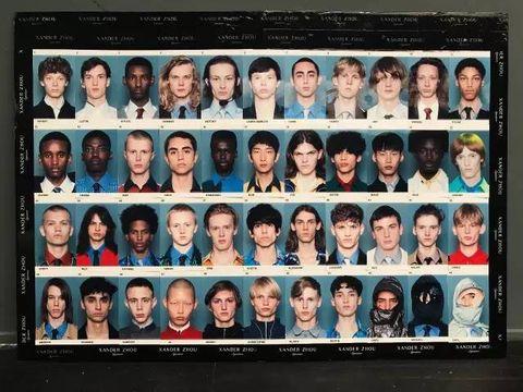 Facial expression, Team, Photography, Collection,