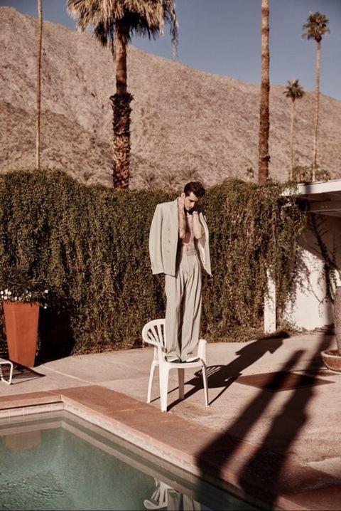 Tree, Fashion, Vacation, Palm tree, Plant, Photography, Landscape, Leisure, Arecales, Photo shoot,