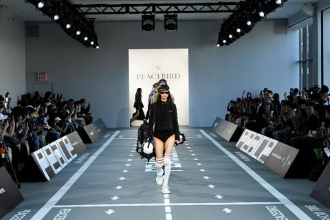 Runway, Fashion, Fashion show, Fashion model, Footwear, Event, Model, Fashion design, Style,
