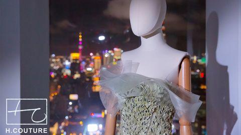 h couture,tony ward,高定,婚纱,创新,传承,优雅,端庄