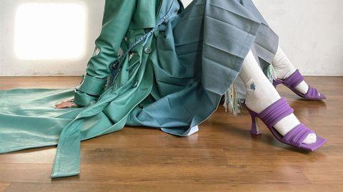 miista,frostine,stephanie,凉鞋,反光材质,时髦,百搭,舒适,惊艳,不对称,特立独行,随性,热情,休闲