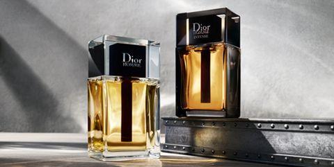 全新Dior迪奥桀骜男士香水上市发布