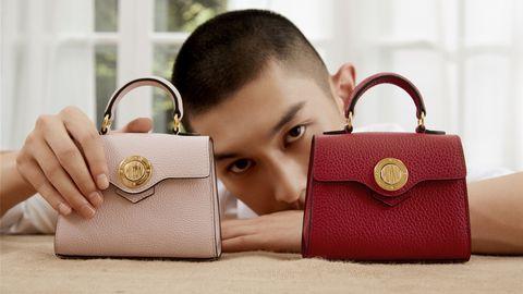 moynat,摩奈,七夕,wheel手袋,little suitcase手袋,特别,礼物,手袋,细腻,温柔