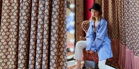 Curtain, Window treatment, Textile, Interior design, Room, Interior design, Window, Carpet, Furniture, Window covering,