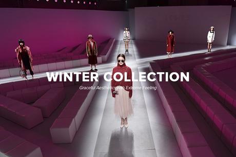 Fashion, Purple, Pink, Stage, Dress, Runway, Fashion design, Performance, Games, Magenta,