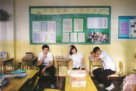 Classroom, Class, Room, Education, Teacher, Job, Private school, Learning, State school, Secondary school,