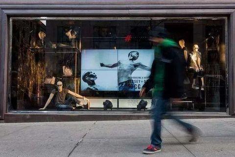 Display window, Street, Window, Street art, Art, Display case, Street artist, Road, Building,