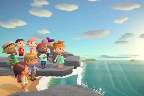 Cartoon, Animated cartoon, Fun, Animation, Sky, Illustration, Adventure game, Leisure, Vacation, Landscape,