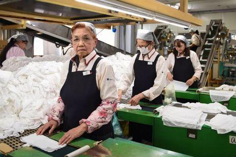 Factory, Food processing, Employment, Fishmonger, Job, Art,