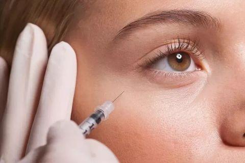 Eyebrow, Face, Skin, Eyelash, Eye, Nose, Beauty, Cheek, Organ, Close-up,