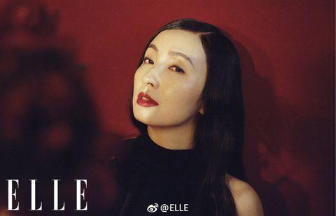 Face, Hair, Lip, Chin, Eyebrow, Head, Beauty, Nose, Forehead, Album cover,
