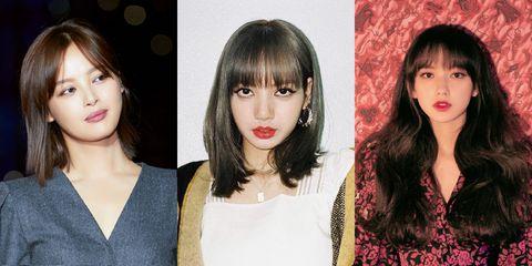 Hair, Lip, Hairstyle, Chin, Forehead, Eyebrow, Eyelash, Bangs, Beauty, Style,