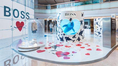 boss,七夕,保护,江豚,生命,大爱,胶囊,印花,浪漫,爱心