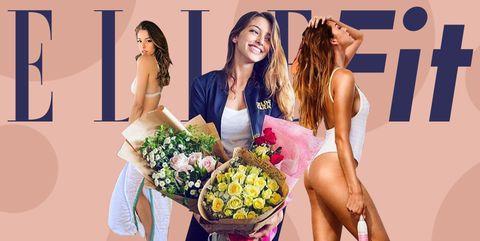 Beauty, Bikini, Lingerie, Fashion, Model, Swimwear, Plant, Event, Photo shoot, Undergarment,