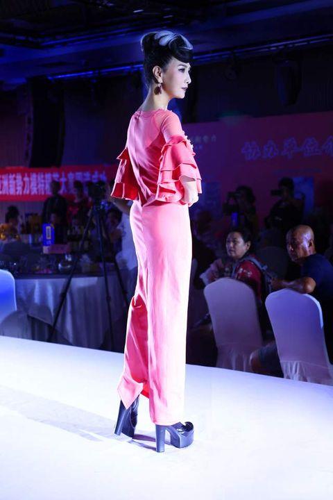 美动亚洲新势力模特精英大赛